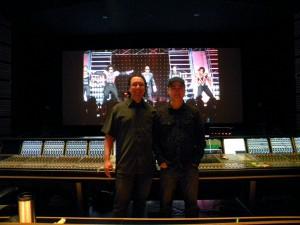 Ben_Zarai_&_David_Kitchens_at_Universal_Studios