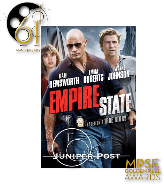 Empire State Golden Reel Nom