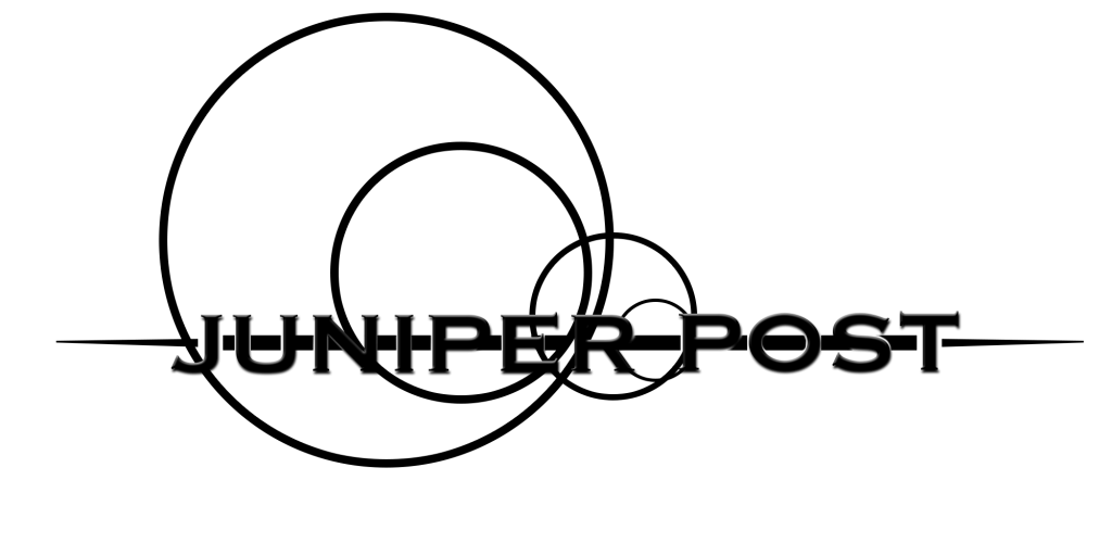 Juniper B&W Logo-blackonwhite