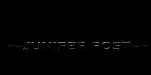 Juniper B&W Logo-blackonwhite