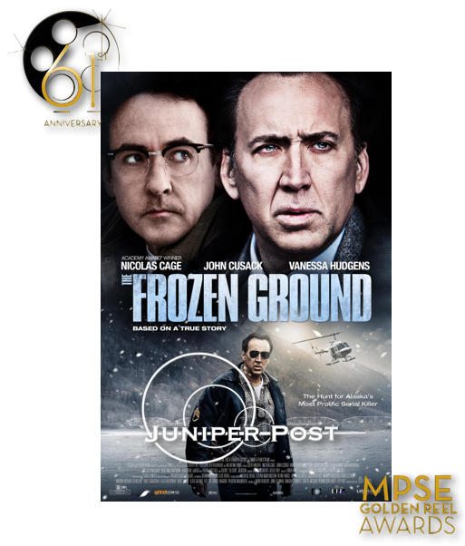 TFG MPSE Golden Reel Awards