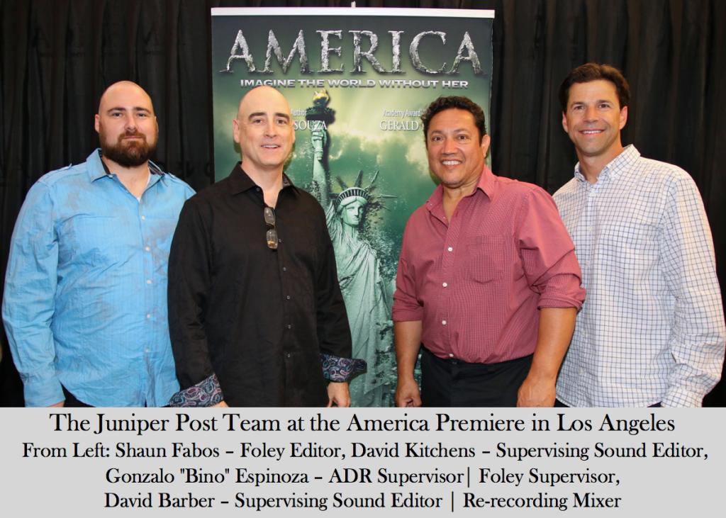 Juniper Post America Premiere