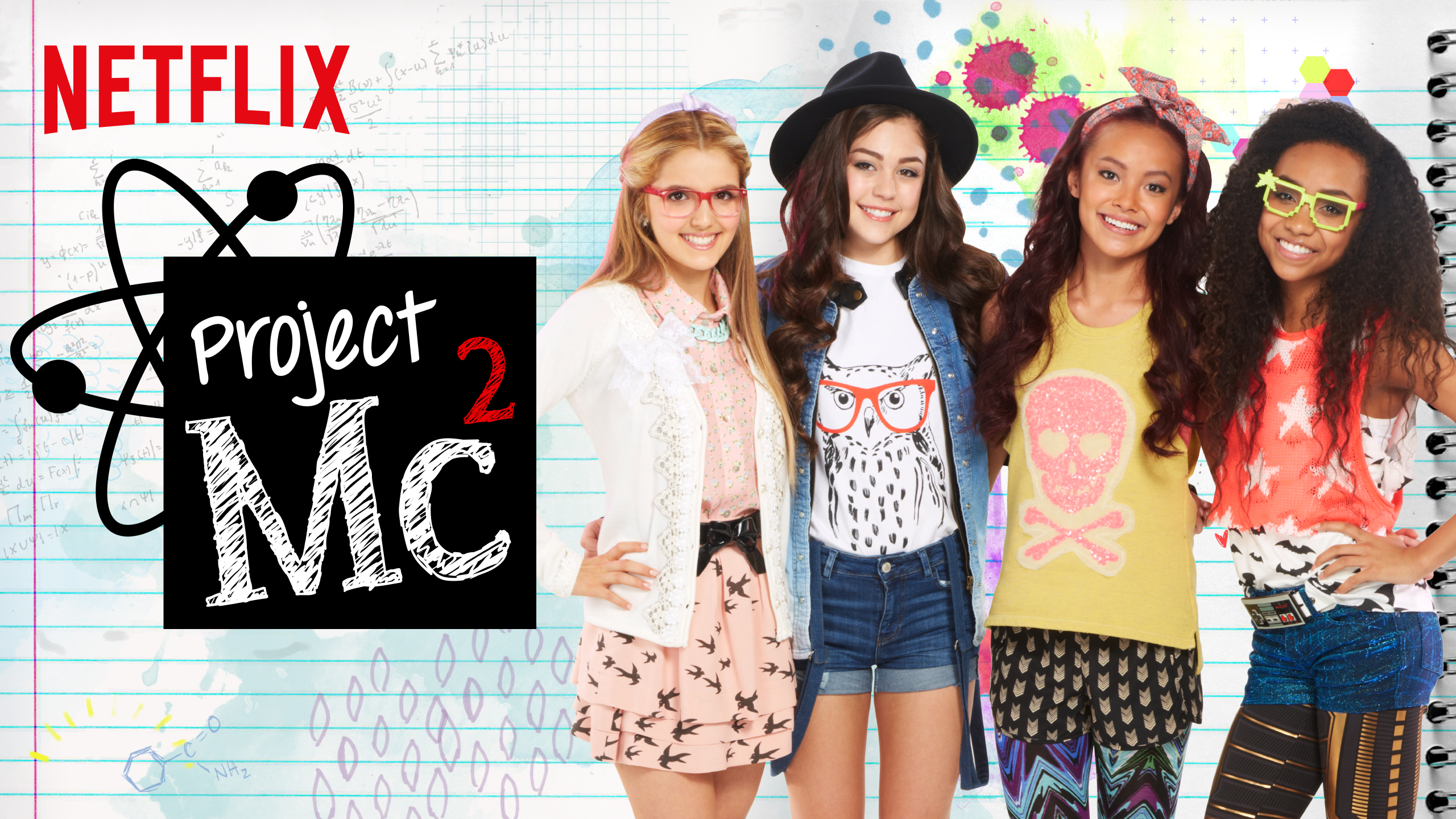 Project Mc2 Is Now On Netflix